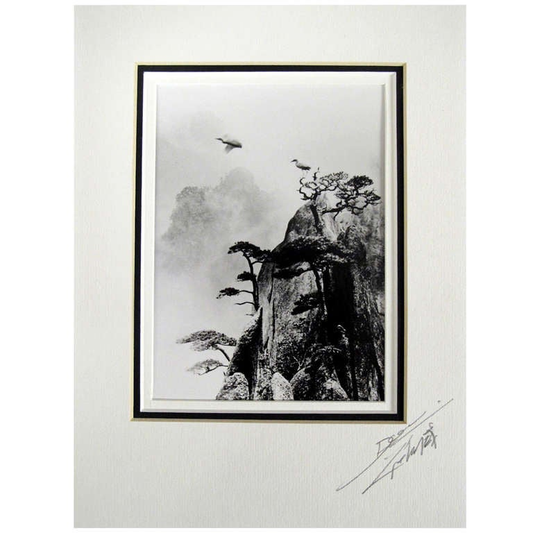 Pencil Signed Original Photograph by Don Hong Oai 1