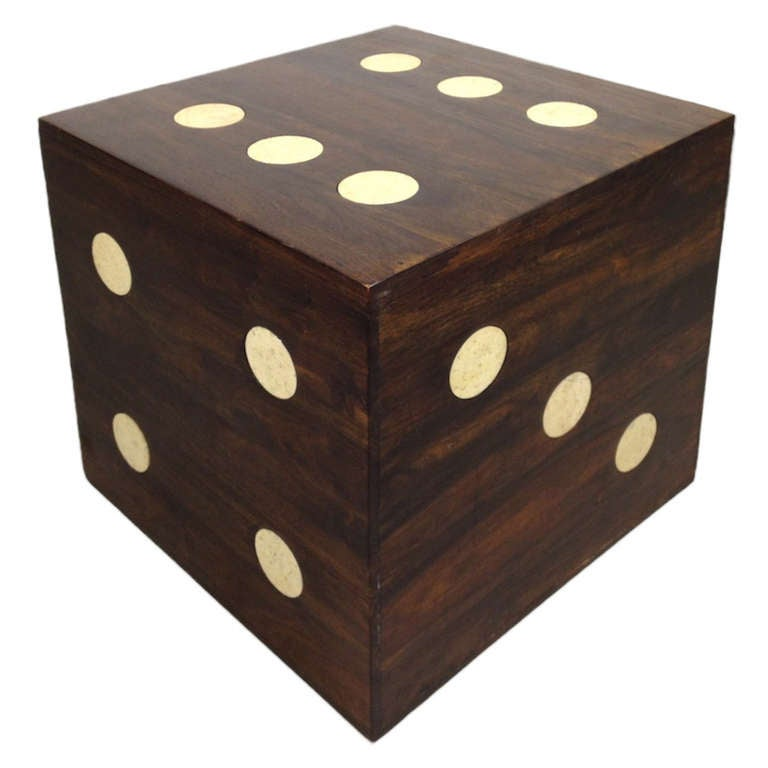 1 for Cube side table