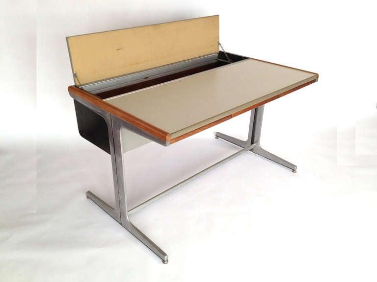George nelson action office architects desk for herman miller at 1stdibs - Herman miller office desk ...