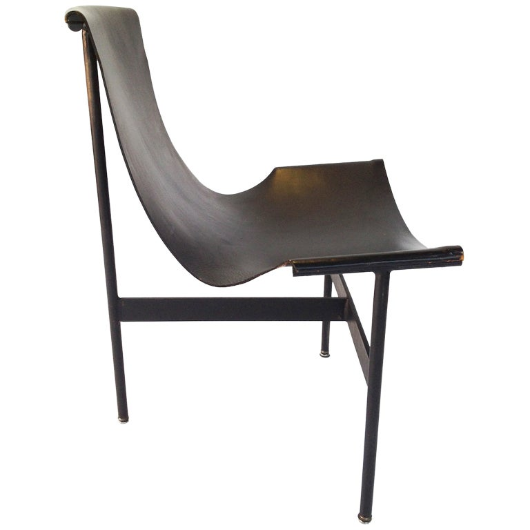 "Laverne ""T"" Chair by Katavolos, Littell & Kelley"