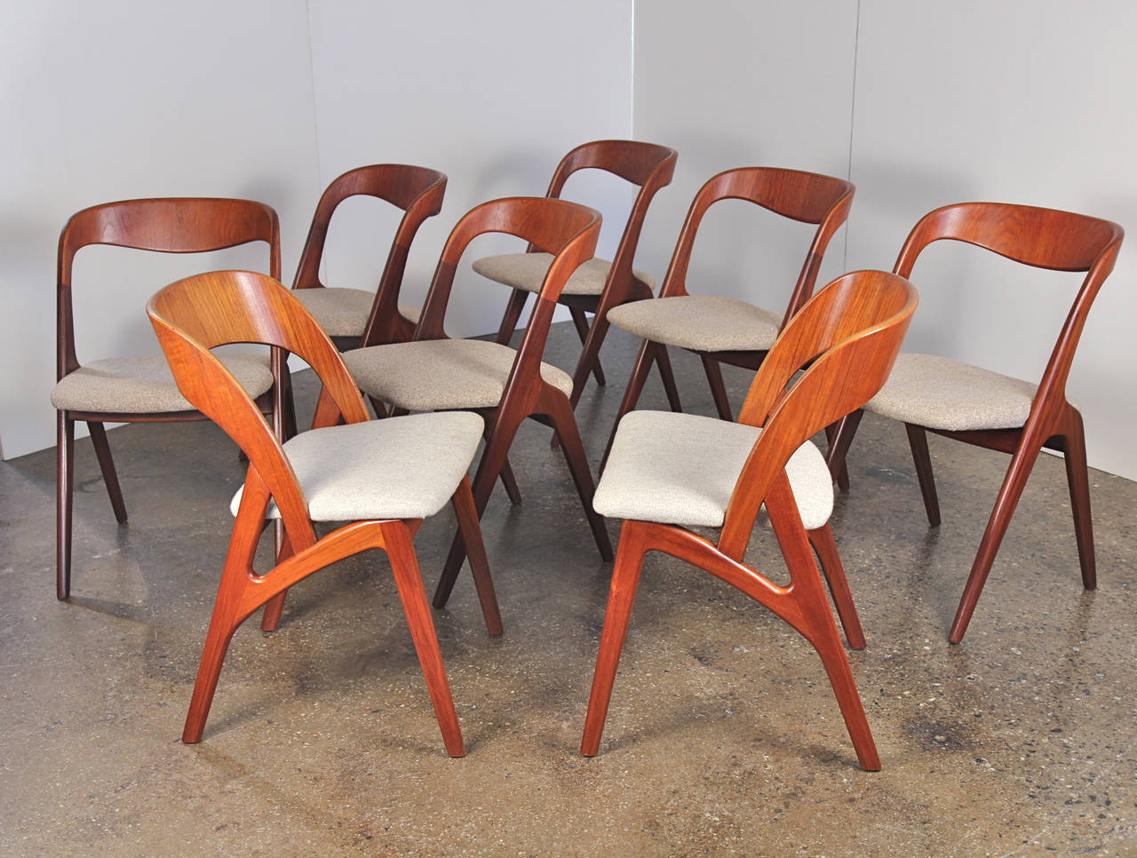 this scandinavian teak dining chairs is no longer available