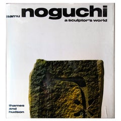 """Isamu Noguchi: A Sculptor's World"" Signed First Edition"
