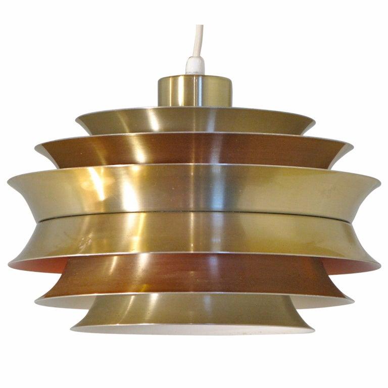 1960s Scandinavian Modern Pendant Light At 1stdibs