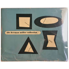 The Herman Miller Collection Catalog 1950 Scarce