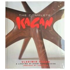 Vladimir Kagan: A Lifetime of Avant-Garde Design, Signed by Kagan