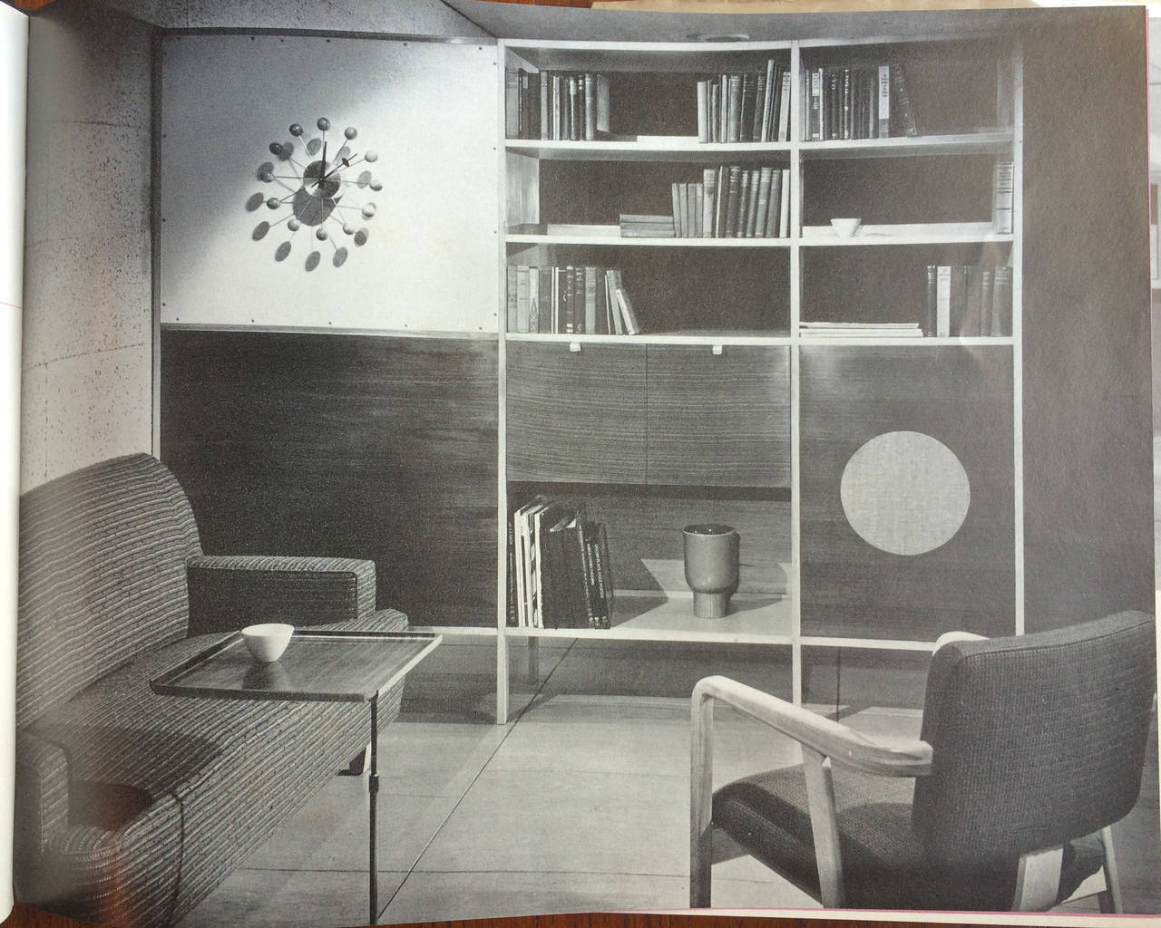 the herman miller collection 1952 catalog scarce at 1stdibs. Black Bedroom Furniture Sets. Home Design Ideas