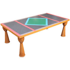 Ettore Sottsass Coffee Table