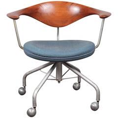 1955 Hans Wegner Swivel Chair