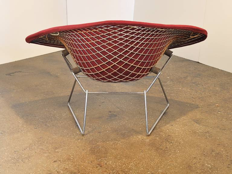 Bertoia diamond chair cover - This Vintage Large Bertoia Diamond Chair By Knoll Is No Longer