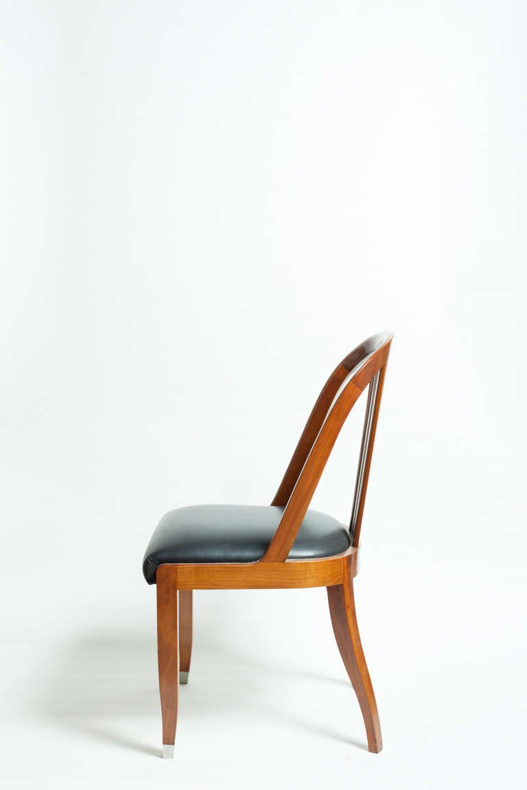 Art Deco Style Dining Chairs At 1stdibs