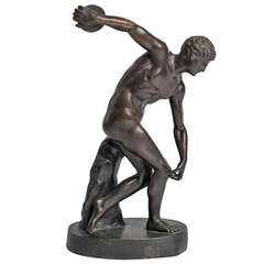 19th Century Discobolus Grand Tour