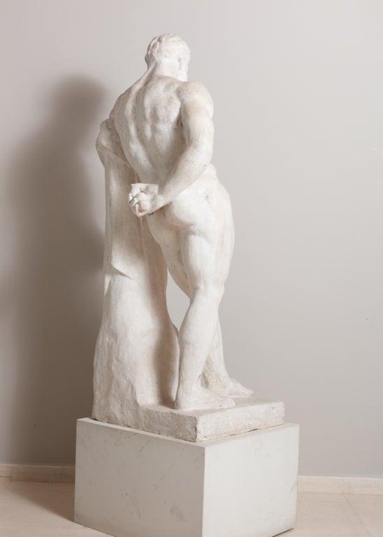 19th C Hercules Farnese Sculpture At 1stdibs