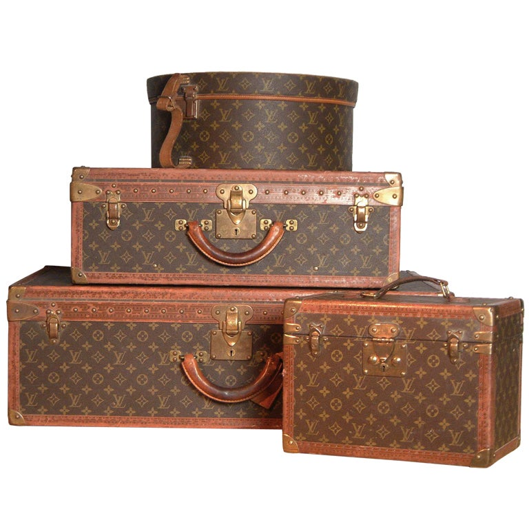 Louis Vuitton Travel Jewelry Case