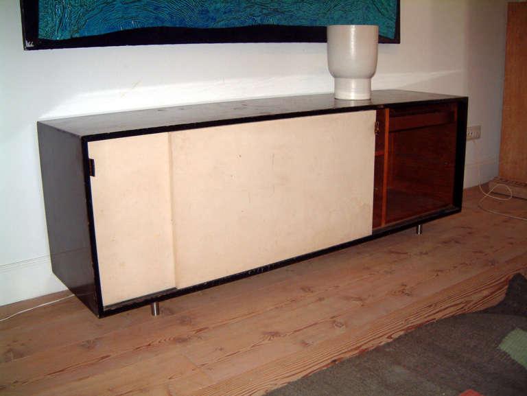 florence knoll credenza buffet for sale at 1stdibs. Black Bedroom Furniture Sets. Home Design Ideas