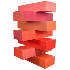 A Modular Design Piece of Furniture