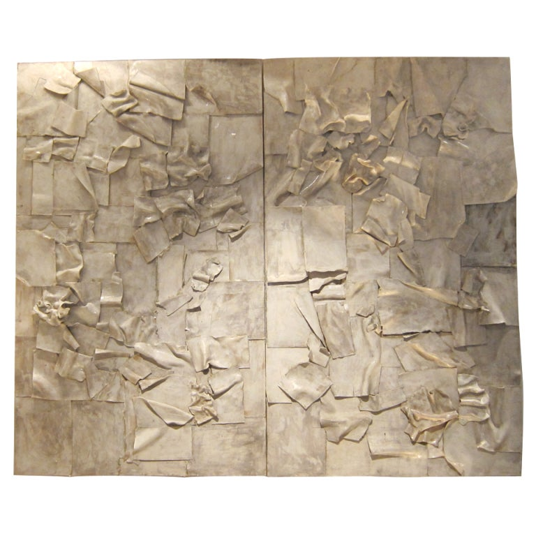 A Ceramic Wall Sculpture By Clara Graziolino At 1stdibs