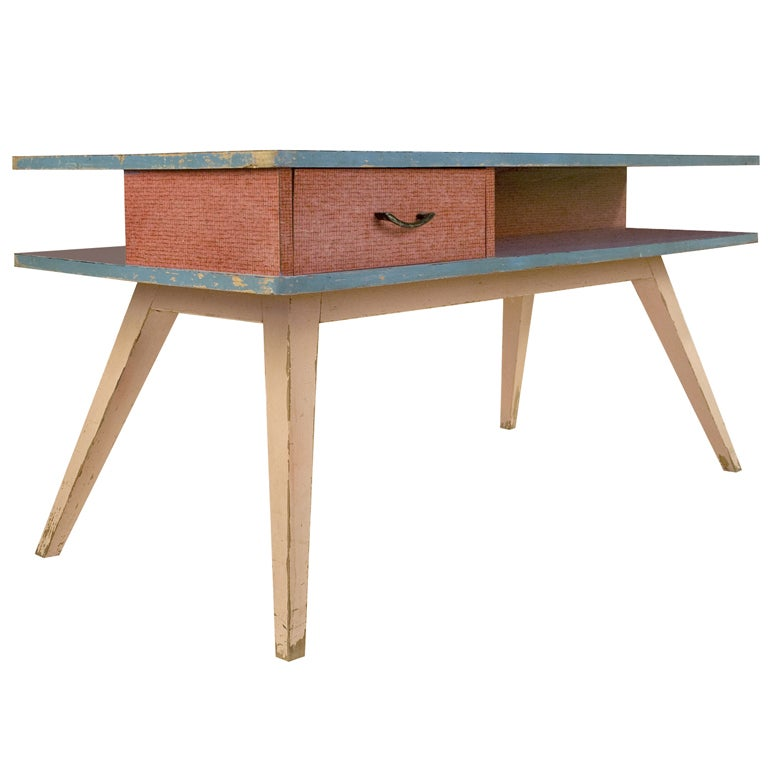 childrens writing desk