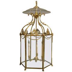 Antique Lantern