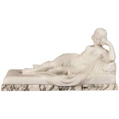 """""""The Young Odalisque"""" by Gugielmo Pugi"""