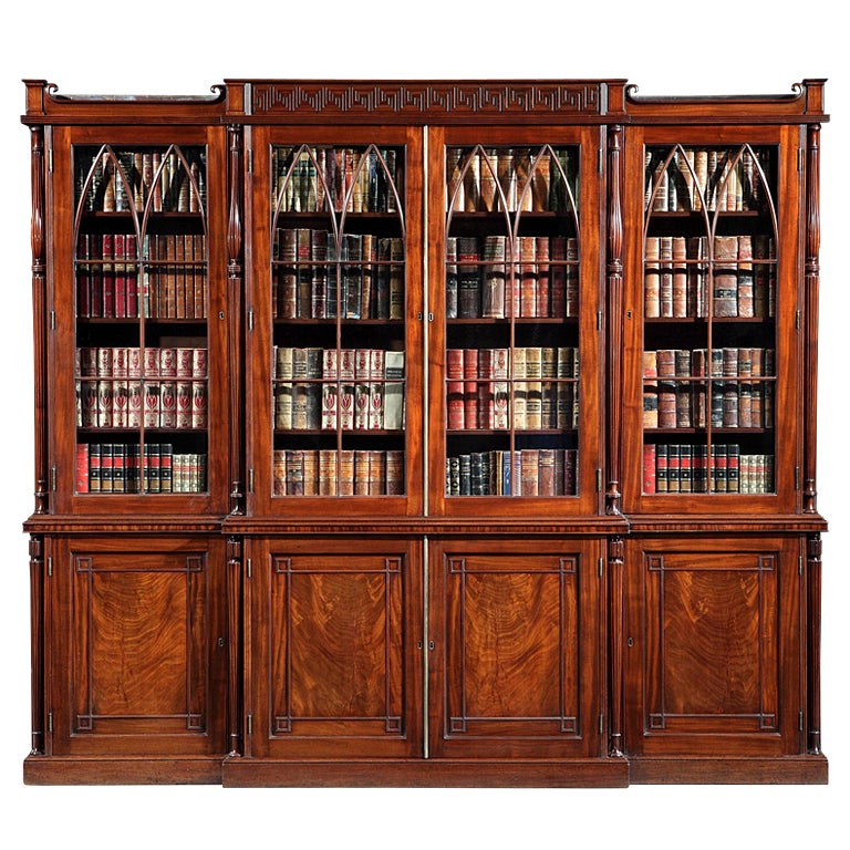 old bookcases for sale a antique library bookcase by gillows of 3618