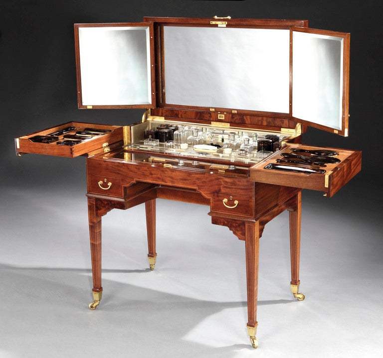 A Fine Antique Lady S Dressing Table By George Betjemann