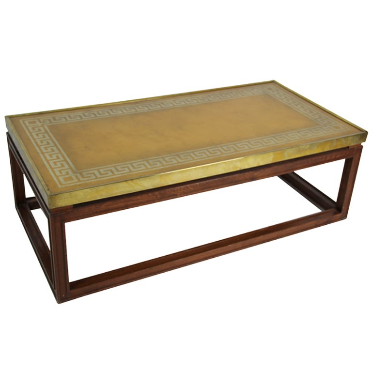 1940 39 S Spanish Coffee Table At 1stdibs