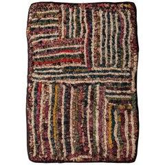 Antique Tibetan Nambu Rug