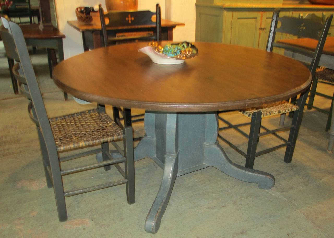 round pedestal dining table canada search