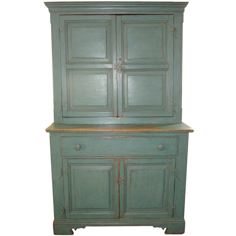 Kitchen cupboard from quebec at 1stdibs for Kitchen cabinets quebec
