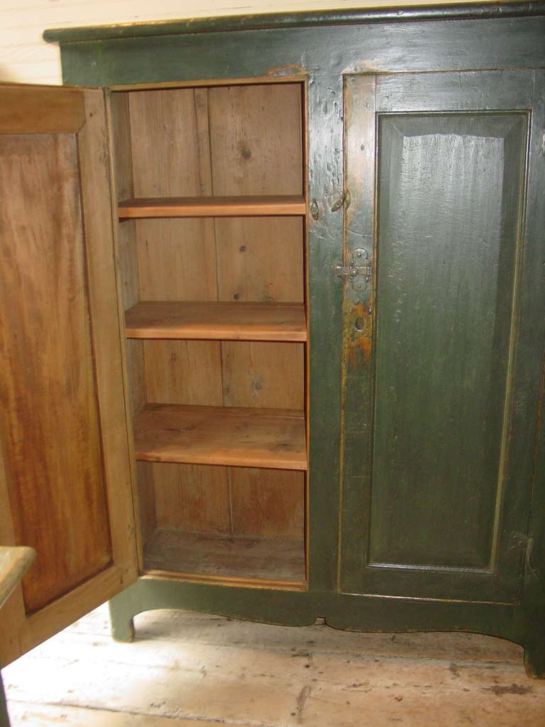 French Canadian Armoire At 1stdibs