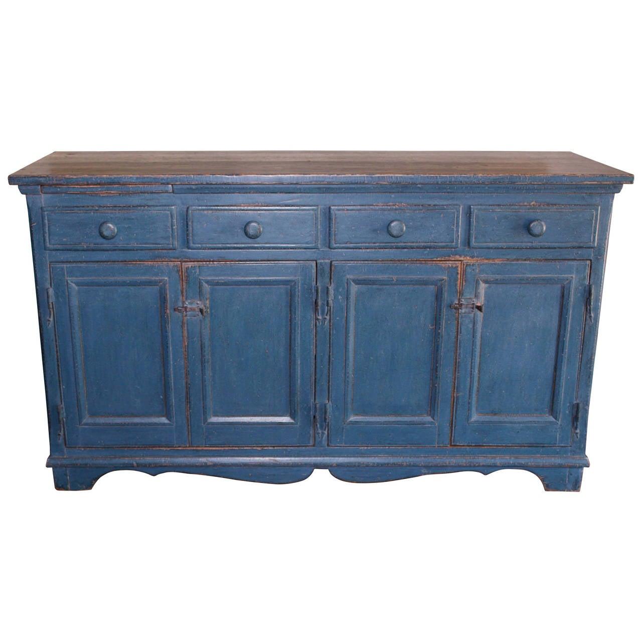 kitchen sideboard cupboard at 1stdibs. Black Bedroom Furniture Sets. Home Design Ideas