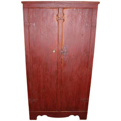 19th Century Two-Door Jelly Cupboard