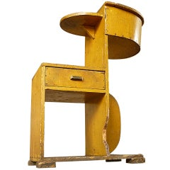 Gerrit Rietveld / De Stijl Shoe Polish Table