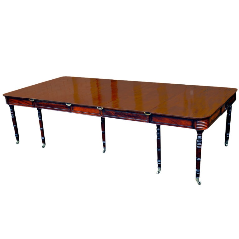 regency mahogany extending dining table is no longer available