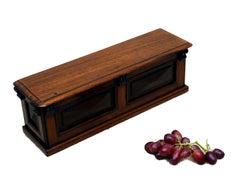Antique Victorian Miniature Shop Counter