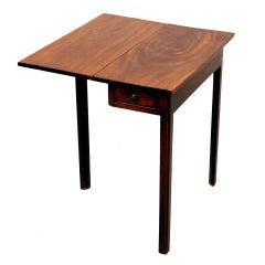 Antique Georgian Mahogany Centre Table