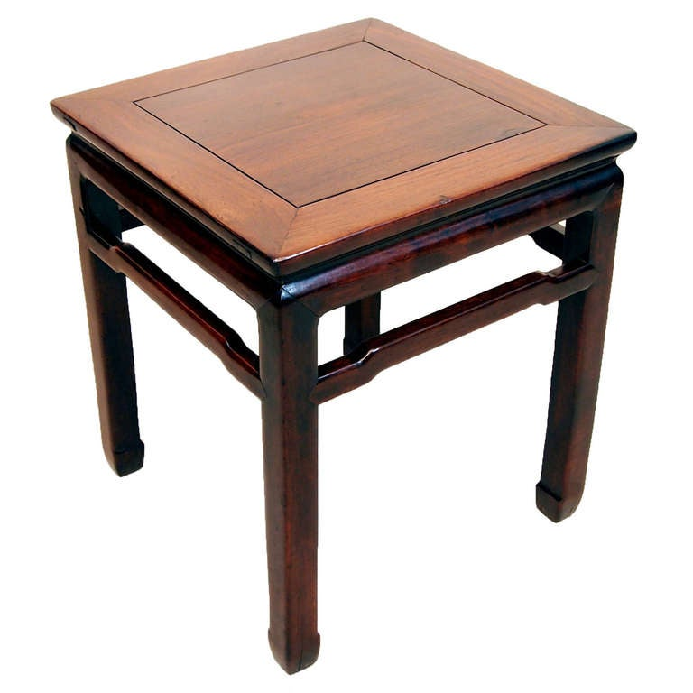 Antique Oriental Hardwood Stand Coffee Table At 1stdibs