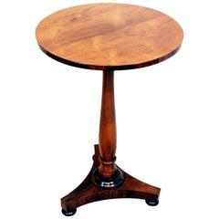 Antique Regency Rosewood Wine Table