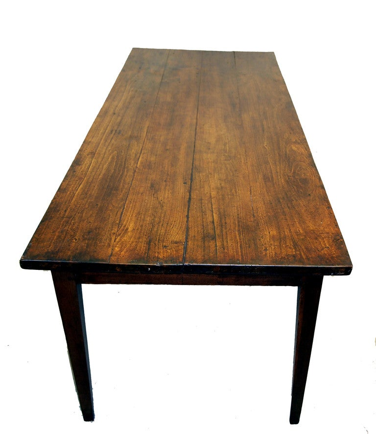 Antique French Farmhouse Dining Table For Sale At 1stdibs