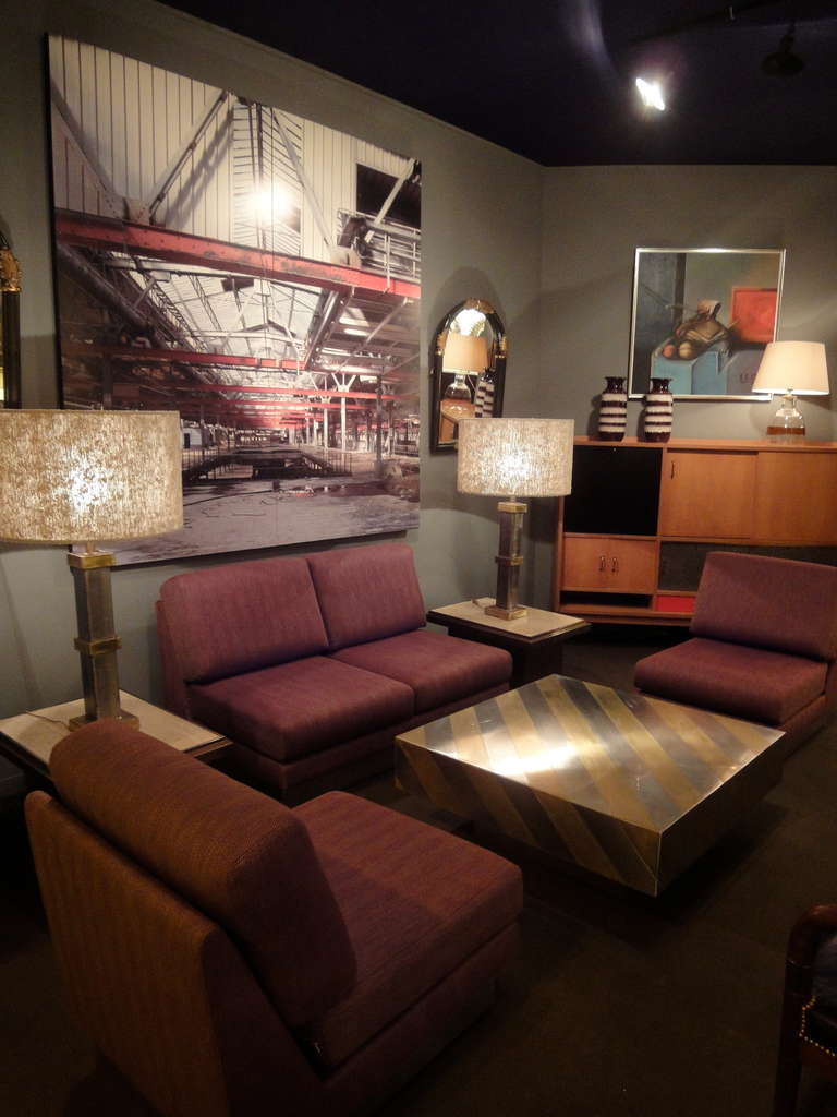 Suite by charpentier for sale at 1stdibs for Living room suites for sale