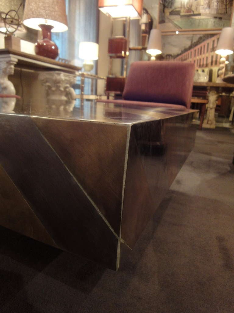 A square-shaped coffee table image 6