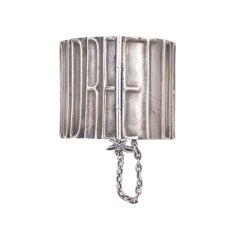 """Line Vautrin, """"De la Poudre et des Bals"""" Bracelet, France, C. 1950"""