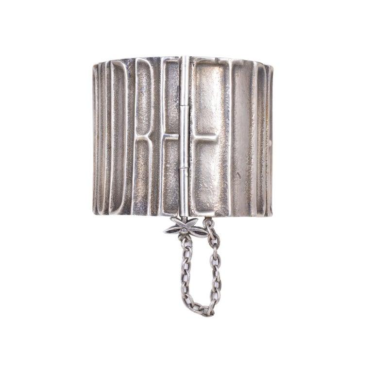 """Line Vautrin, """"De la Poudre et des Bals"""" Bracelet, France, C. 1945-1950"""