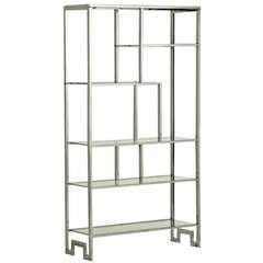 Chromed Steel Etagere for DIA 'Design Institute America'