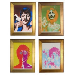 Beatles by Richard Avedon 1967 Posters for Stern Magazine