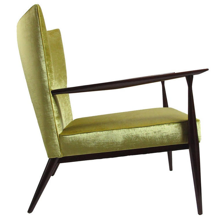 Paul McCobb for Directional Sculpted Lounge Chair at 1stdibs