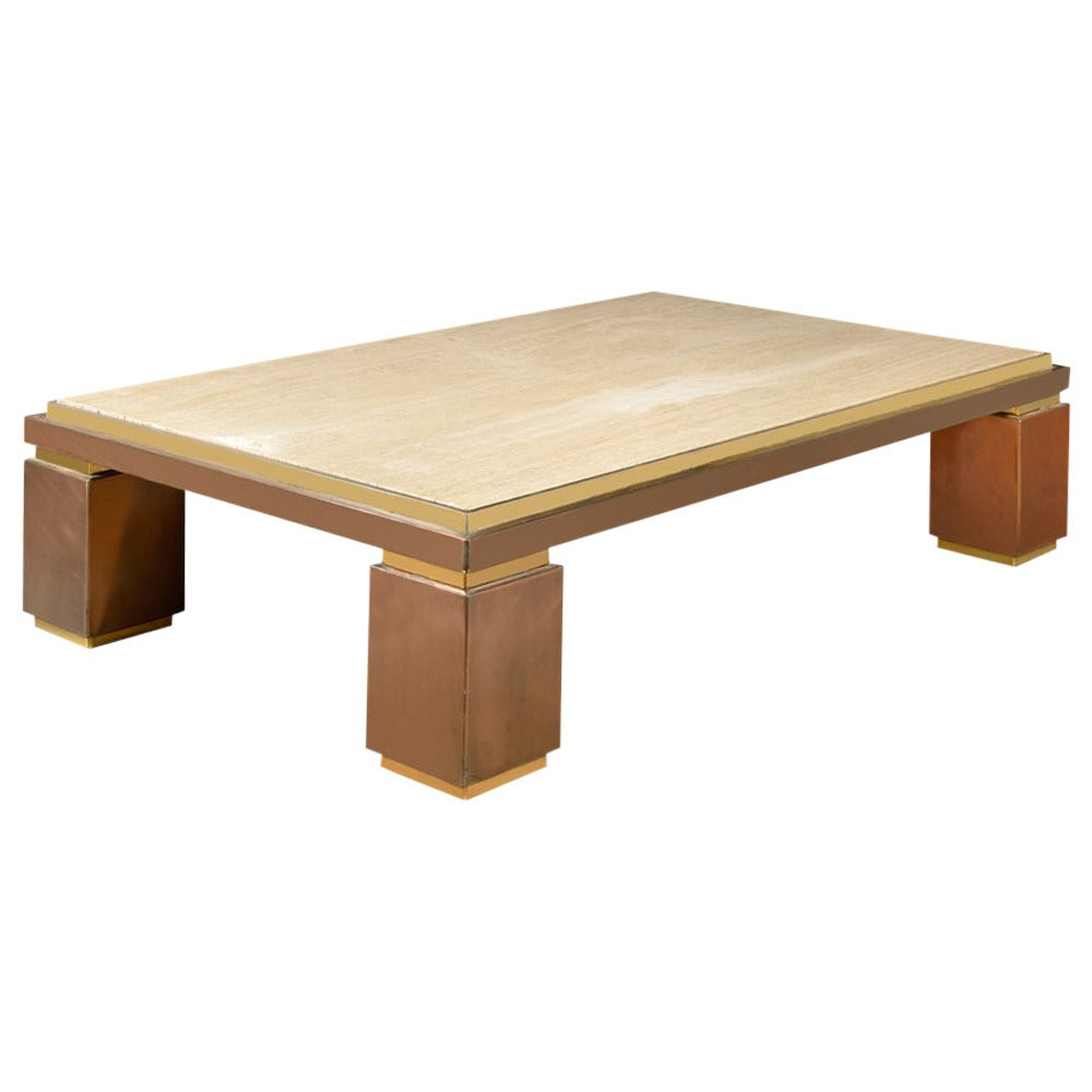 Important And Elegant Coffee Table Circa 1960 1970 For Sale At 1stdibs