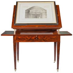 Fine Early 19th Century Architect's Table