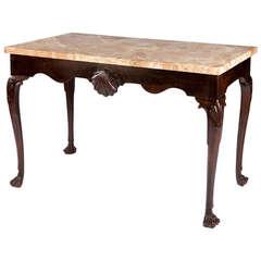 Irish Side Table