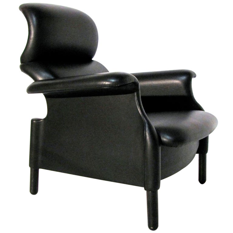 Sanluca armchair by castiglioni achille and pier g at 1stdibs - Pier one lounge chairs ...